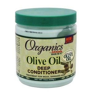 Africa's Best Organics Olive Oil Extra Virgin Conditioner Deep