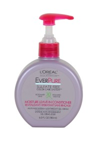 L'Oreal Paris EverPure Moisture Leave-In Conditioner, Rosemary Mint