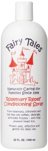 Fairy Tales All Natural, Organic Hair Care for Children Rosemary Repel Leave-in Conditioning Spray
