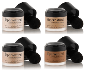 The Supernatural Airbrush Canvas Foundation