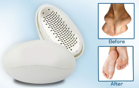 remove dead skin from feet